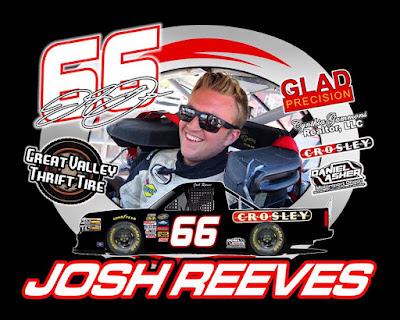 Josh Reeves Set to Make #NCWTS Debut #nascar
