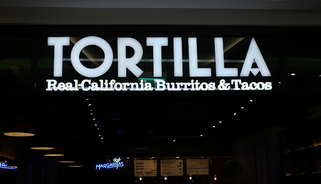 Tortilla Intu Nottingham Review