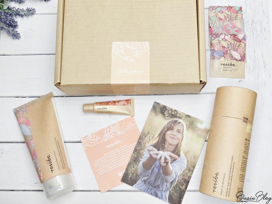 Resibo - przegląd marki (5 kosmetyków + próbki)