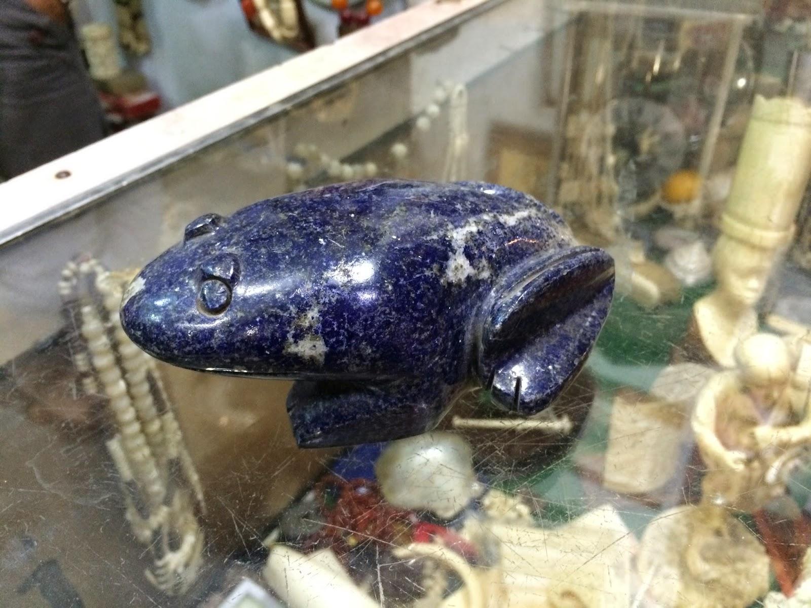 lapis frog