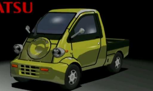 Daihatsu Midget II K100P