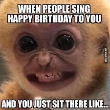 too funny happy birthday meme