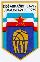Federación yugoslava de balonesto, Yugoslavia, Jugoslavija,