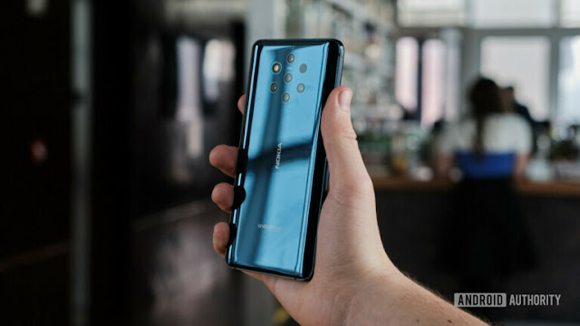 Nokia 9 PureView with HMD Hands On