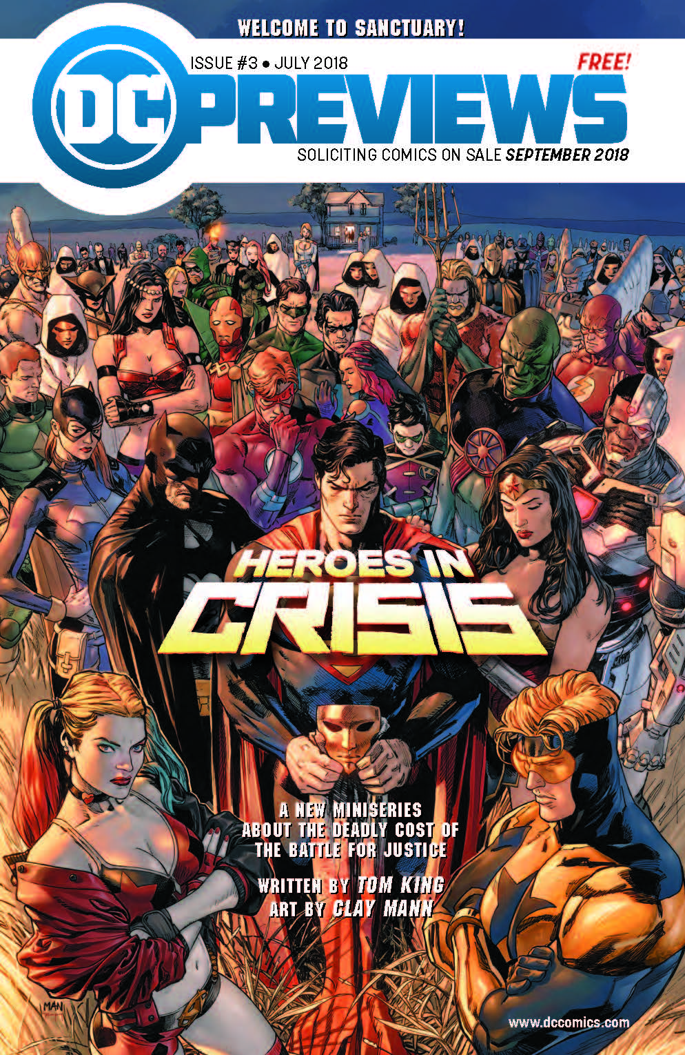 Previews 358 Marvel Previews 012 Dc Previews  For Sep 2018 Webrip By Lusiphur Dcp