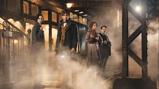 Download Film Fantastic Beasts and Where to Find Them (2016) Sub Indo