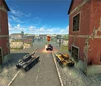 لعبة دبابات تانكي Tanki Online