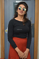 Tejaswini Madivada backstage pics at 92.7 Big FM Studio Exclusive  15.JPG