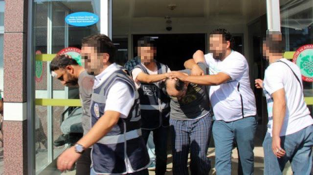Halka ateş açın emri veren kanun kaçağı firari albay Müslüm Kaya yakalandı