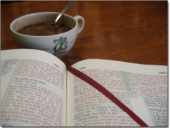 Today's Devotion (Tuesday)