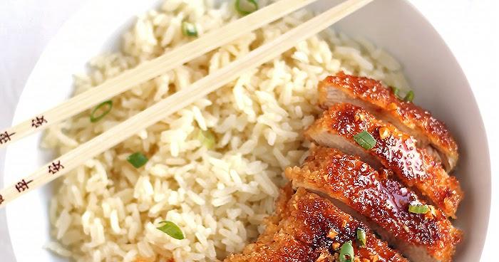 #Recipe : Crispy Pan Fried Honey Garlic Chicken