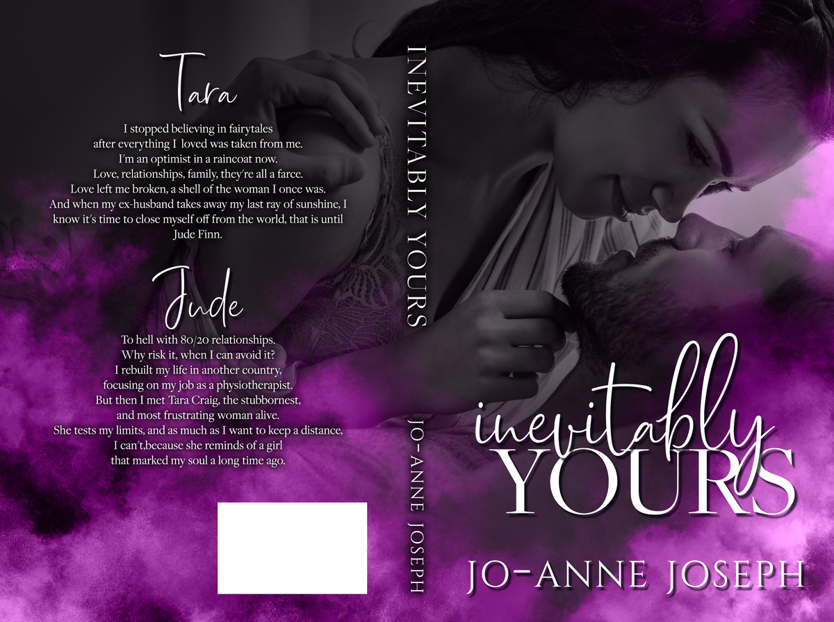 Anne Duarte Escort cover reveal: inevitably yoursjo-anne joseph