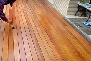 apa itu decking kayu bengkirai