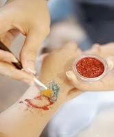 Tattoo Glitter untuk Ulang Tahun Anak di Jakarta