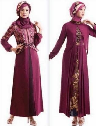 Model Busana Muslim Terbaru Untuk Pesta Trend Model Baju