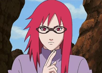อุซึมากิ คาริน (Uzumaki Karin)