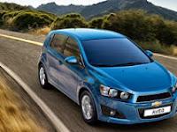 Info Harga dan Spesifikasi Chevrolet Aveo