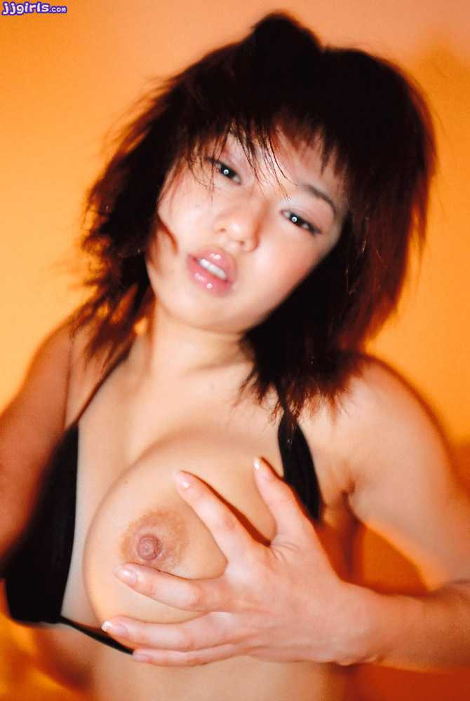 Beautiful asian babe is eaten out and fucked by her gf 9
