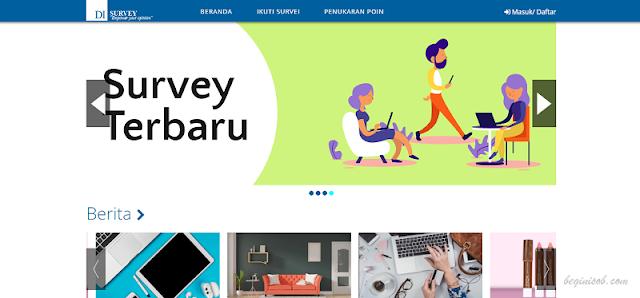 Pulsa gratis telkomsel dari mkios dari survey Disurvey