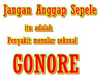 Kombinasi Obat Gonore (Kemaluan Bernanah)