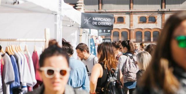 Mercado de Diseño. #XmasFun en el Matadero de Madrid este fin de semana