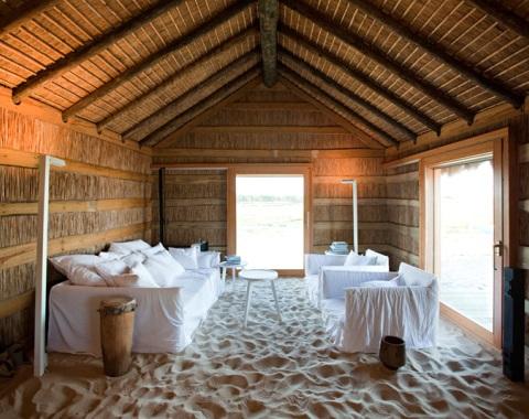 sand floors CasasNaAreia