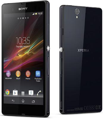 Harga Sony Xperia Z LTE C6603