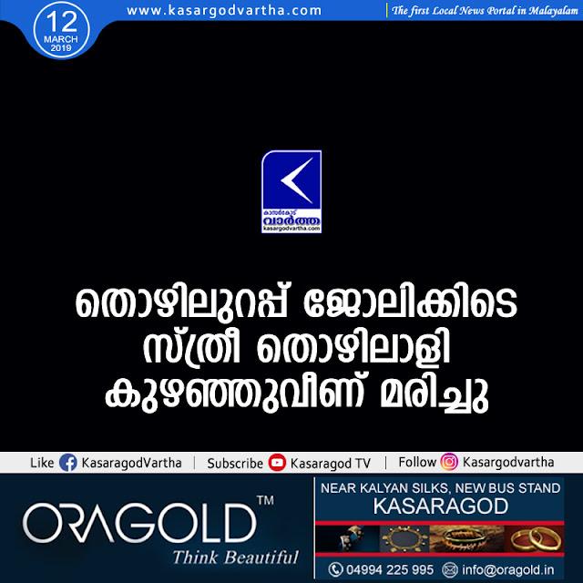 Nileshwaram, Kasaragod, News, Obituary, Women dies after cardiac attack
