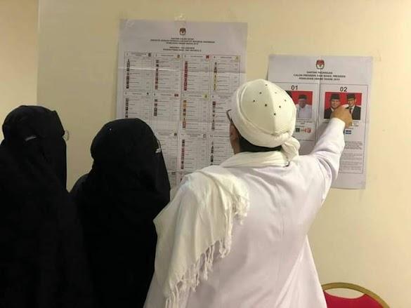 Masa Tenang, Habib Rizieq Ajak Rakyat Indonesia Banyak Berdoa