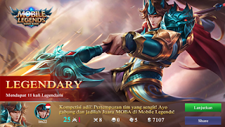 Build Zilong Legendary