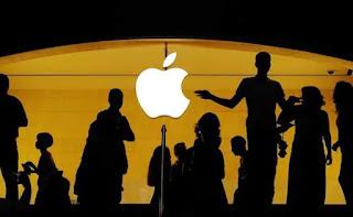 China, Apple
