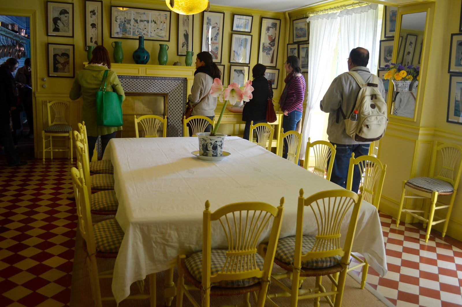 The Dining Room Today
