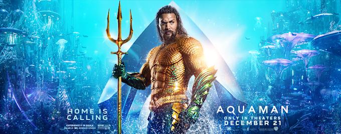 אקוומן / Aquaman 2018