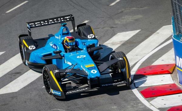 Sébastien Buemi Fórmula E