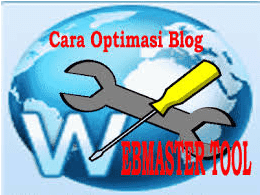 Gambar ilustrasi optimasi blog