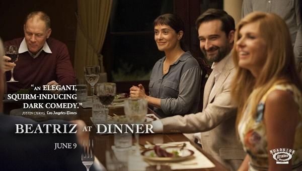 sinopsis film Beatriz at Dinner