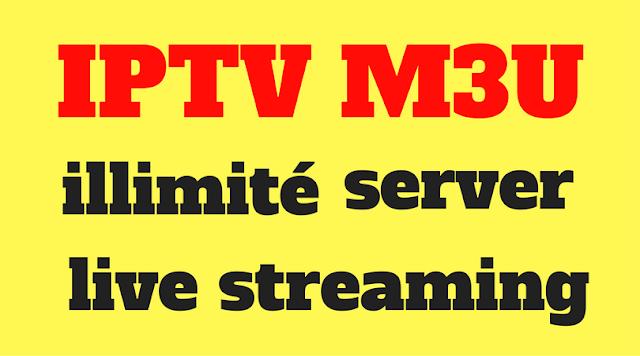 احصل على سيرفر IPTV M3U مجانى احترافى خاص بجميع الباقات لاجهزة الاستقبال