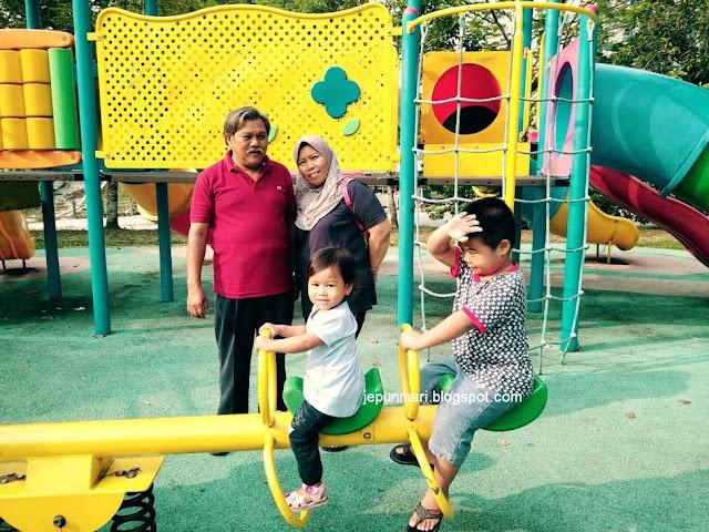 taman permainan kanak-kanak