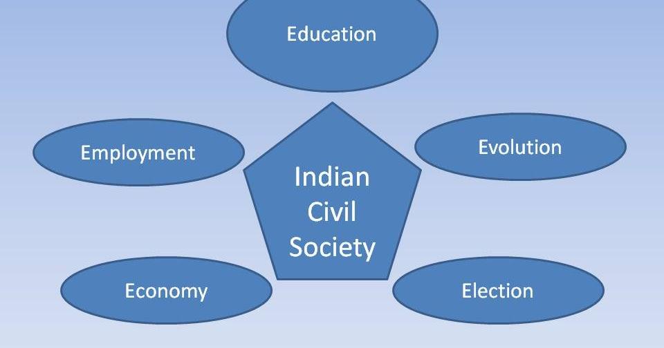 5E defines Indian Civil Society