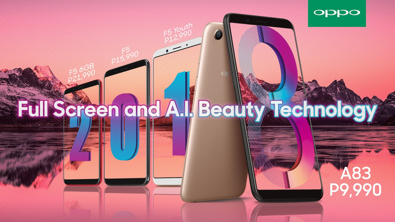 OPPO A83: the best value smartphone at 0% interest rate | Mac's IT Trend