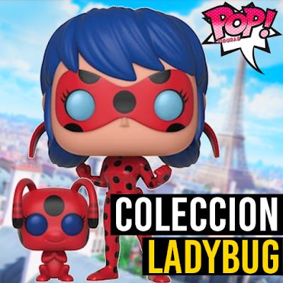 Lista de figuras funko pop de Funko POP Miraculous Ladybug