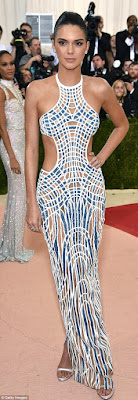 Kylie and Kendall Jenner stun at the Met Gala