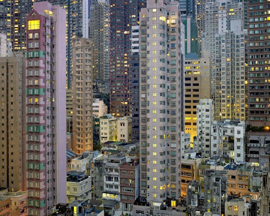 Physical spaces and mental space. How Hong Kong people deal with high density living.