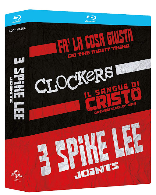 3 Spike Lee Joints Home Video