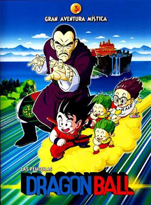 Película Dragon Ball Gran aventura mística