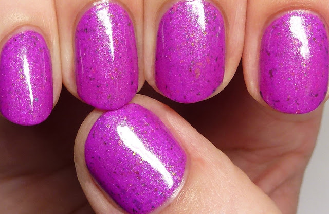 Supernatural Lacquer Ostara in Bloom