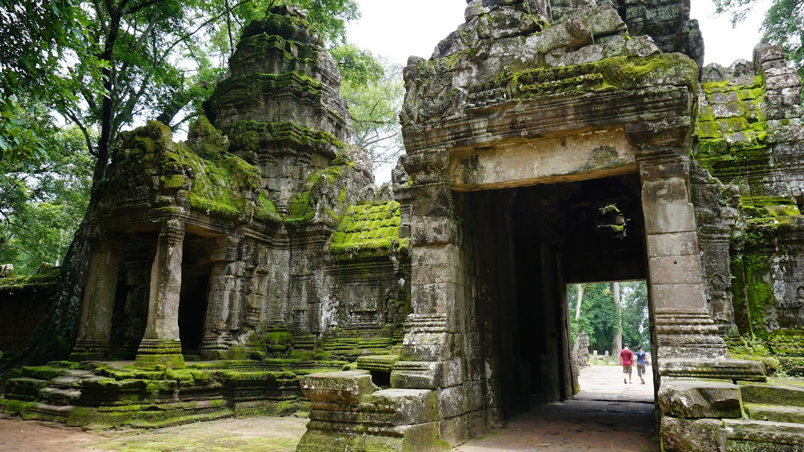 Preah Khan, one of Angkor's hidden gems