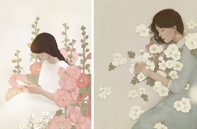 Illustrations by Jiwoon Pak