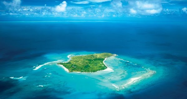Your Own Island Necker Island