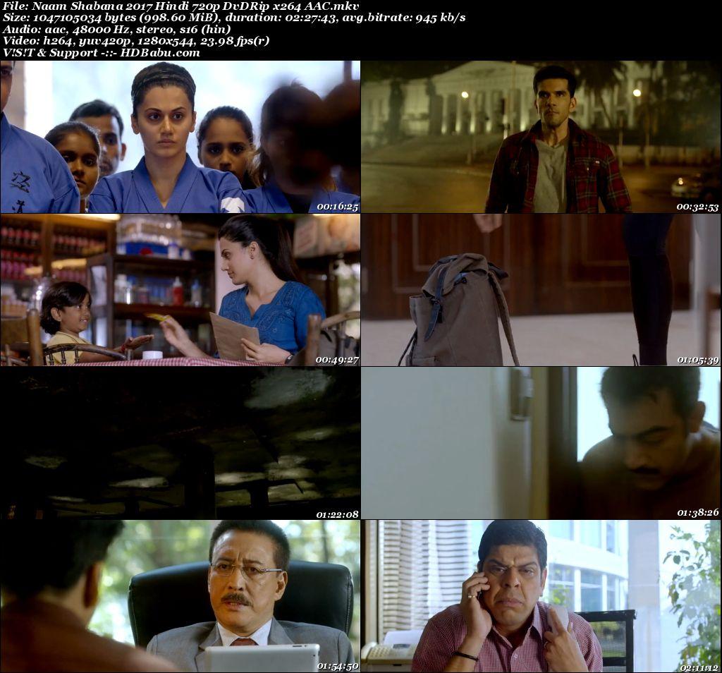 Naam Shabana Full Movie Download HD 720p Free
